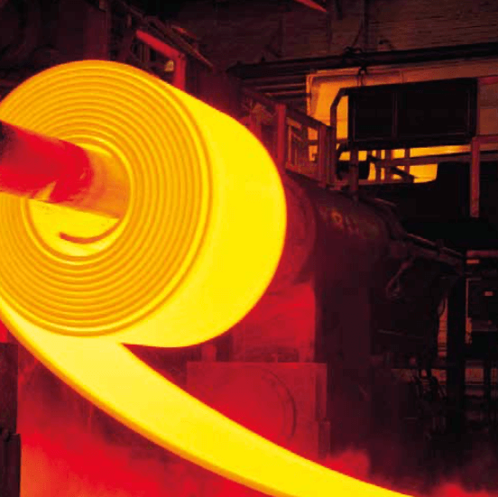 fabrication d'un tube en acier