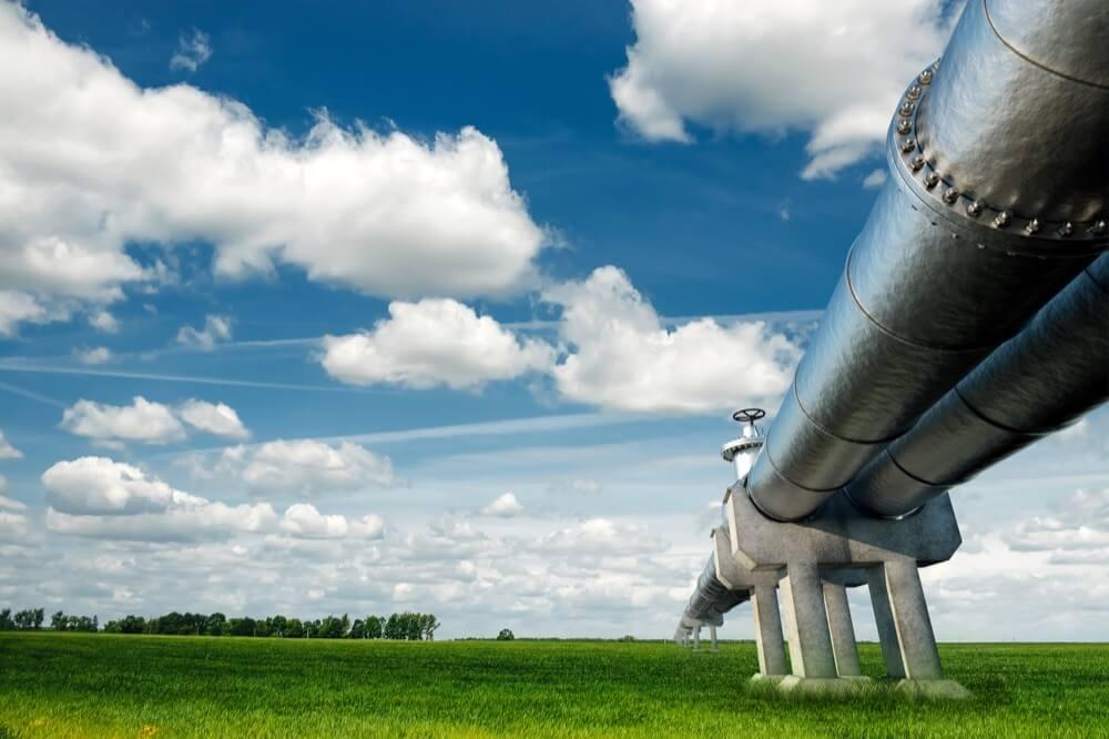 tube acier pour réseau d'adduction d'eau potable