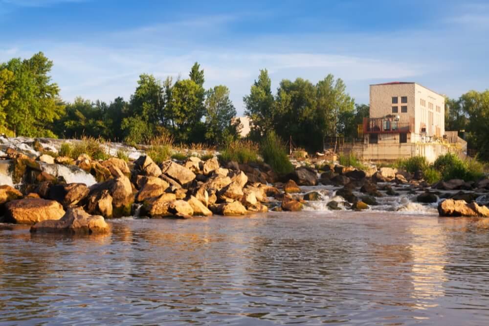 mini centrale hydroélectriqueen Espagne