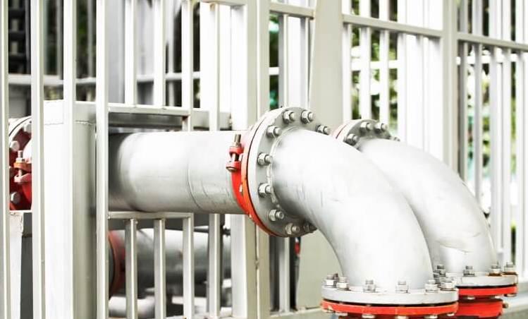 tuyaux d'évacuation d'eau