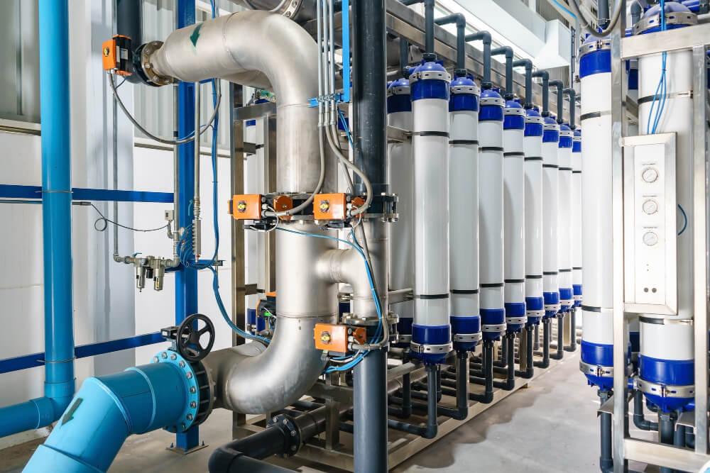 usine de thalassothermie