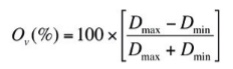 formule ovalisation